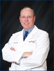 Dr. Jeffrey Bushnell of OnPoint Urgent Care