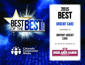 best-of-highlands-ranch-2015-Onpoint-Urgent-Care