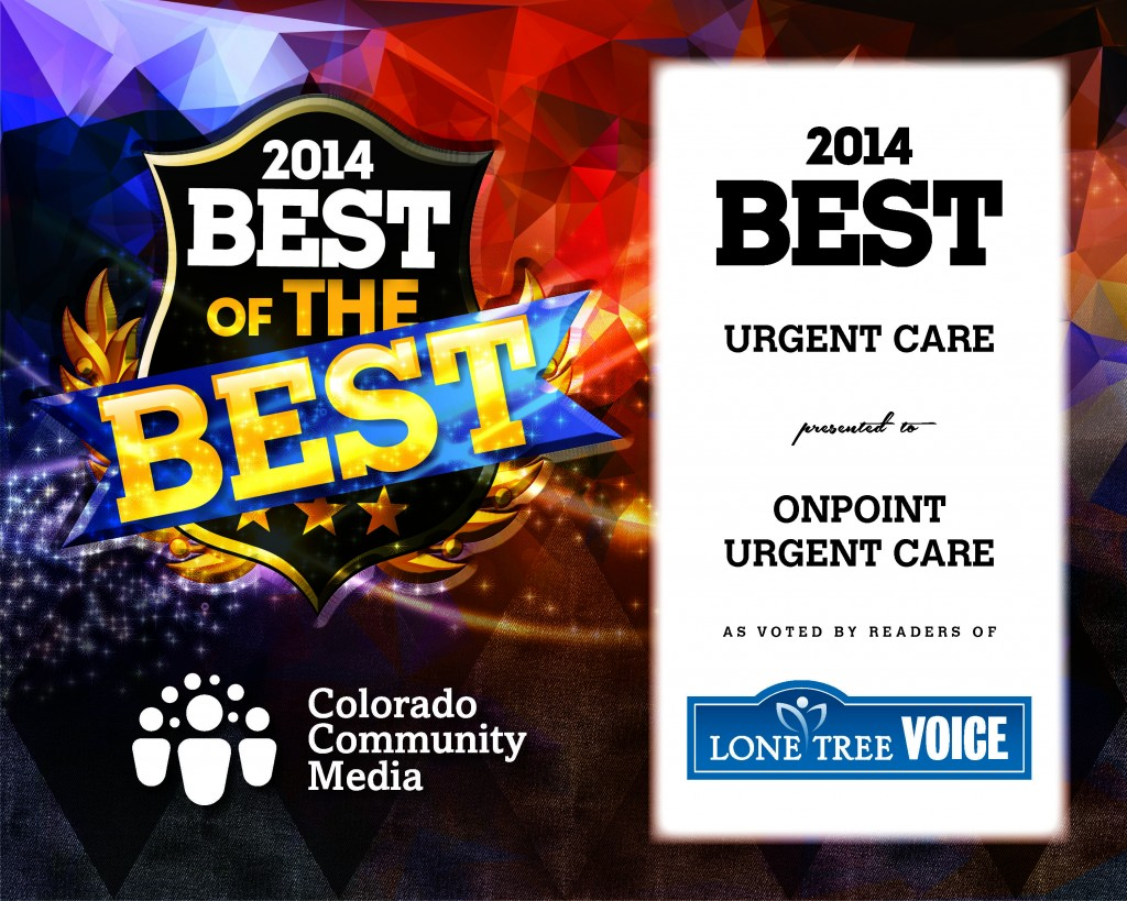 Best-of-2014-OnPoint-Urgent-Care-Lone-Tree