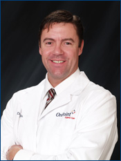 Dr Jonathan Mihok of OnPoint Urgent Care